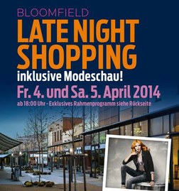 LATE NIGHT SHOPPING in BLOOMFIELD, LEOBERSDORF